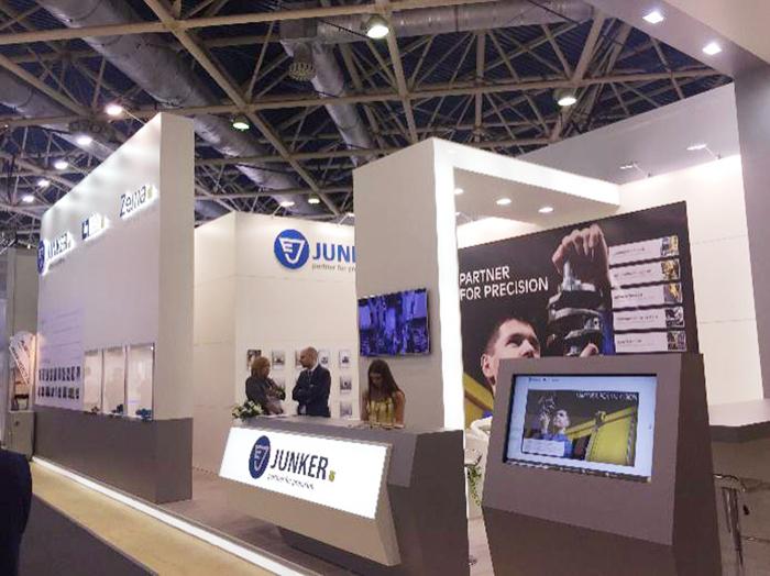第19届俄罗斯国际金属加工装备展览会之展品技术简报